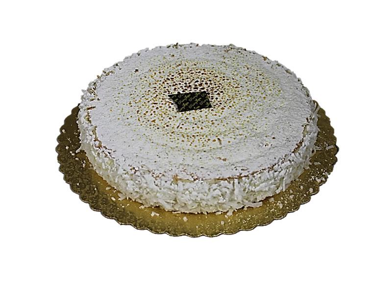 Hawaiian Dacquoise Cake