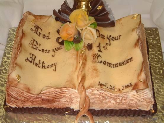 Bible Cake #2
