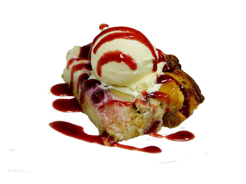 Vanilla Bread Pudding Dessert