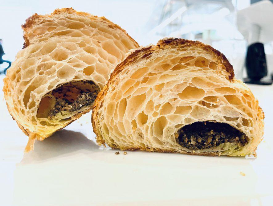Za'atar (Thyme) Croissant