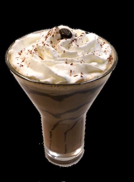 Caffé Mocha (Hot Or Iced)